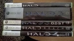 Halo anniversary, 3 collection, 4, odst, reach
