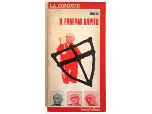 Il Fanfani rapito - Dario Fo, Bertani Ed.  SPEDIZIONE