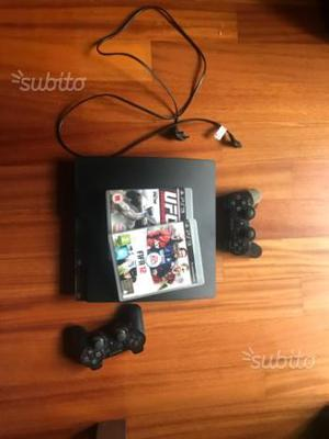 Playstation 3 Ps3 slim con controller e giochi