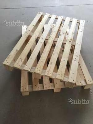 Bancali pallet in legno 80x120