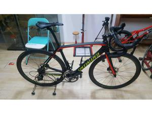 Bici da corsa in carbonio Specialized tarmac disc