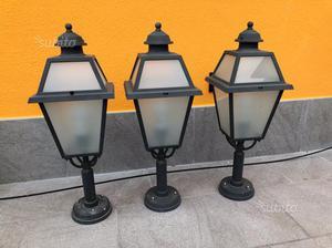 Lampioncini da esterno prisma lampada per esterno leroy merlin