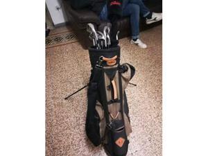 Set mazze da golf con borsa