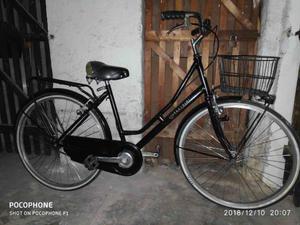 Stupenda bicicletta da donna 26 con cestino