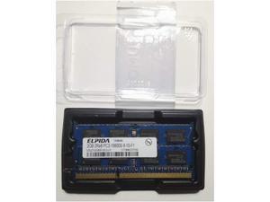 Banco di RAM da 2GB DDR3 per Notebook