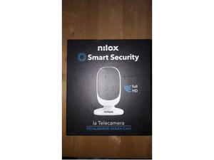 Telecamera (nuova) nilox smart security