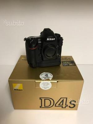 Nikon D4s  scatti NITAL