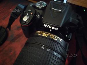 Nikon d obiettivo nikkor  nital