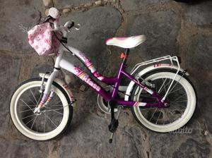 "Bicicletta bambina 16"""