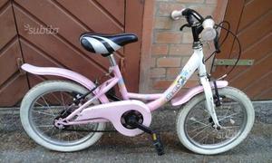 Bicicletta da bimba Freius ruote 16