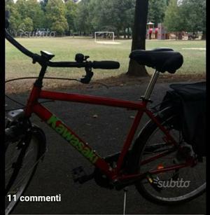 Bicicletta uomo city bike