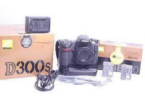 Fotocamera digitale reflex nikon d300s + bg mb-d10. nital.