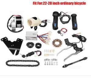 Kit conversione e bike
