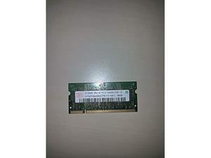 Ram DDR2 (sodimm) 3 banchi da 512 Mb per Notebook di tipo