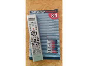 Telecomando Universale 8 in 1
