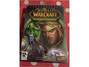 World Of Warcraft The Burning Crusade PC NUOVO SIGILLATO
