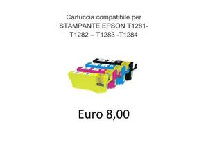 Cartuccia compatibile per STAMPANTE EPSON