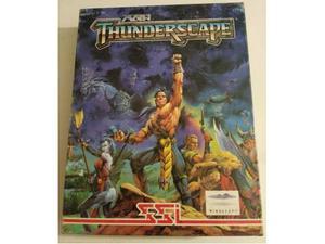 Thunderscape, gioco PC da collezione