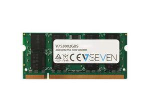 V7 2GB DDRMHZ CL5 NON ECC SO DIMM PCV LEG