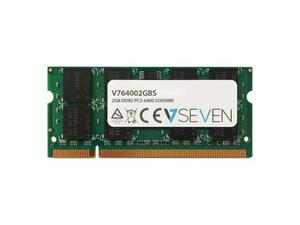 V7 2GB DDRMHZ CL6 NON ECC SO DIMM PCV LEG
