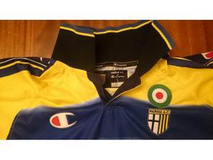Completi originali Parma calcio Parmalat anni'90 vintage