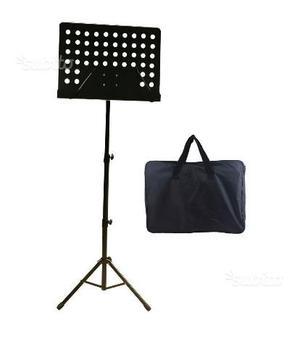 Leggio musicale per spartiti con borsa trasporto