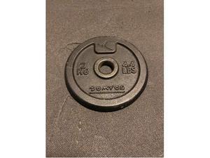 Pesi e dischi in Ghisa per bodybuilding