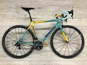 BIANCHI Specialissima Pantani Edition