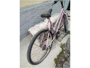 Eu bicicletta da donna muntain bike da sistemare vedi