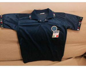 Maglia calcio originale italia 90 mondiali