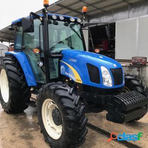 NEW HOLLAND T5070 in vendita a Lucera (Foggia)