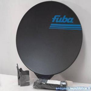 Parabola satellitare Fuba DES 657 A con DAH 725 A con staffa