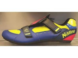 Scarpe bici corsa NALINI TOURIST misura 45 - nuove