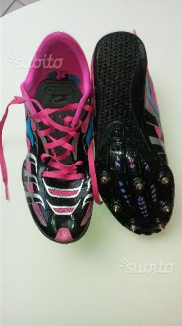 fb454ba7a Asics scarpe chiodate da atletica | Posot Class