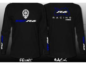T-shirt yamaha r6 r1 yzf racing motogp