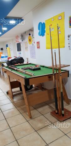 Tavolo Da Biliardo Richiudibile.Tavolo Arredamento Ng Biliardo Posot Class