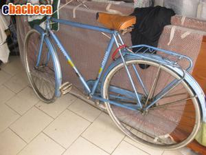 Vendo bicicletta uomo