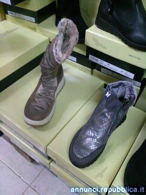 stock scarpe uomo e donna Rionero in Vulture
