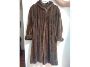 Cappotto in pelliccia di visone ef7af1bbc4b9