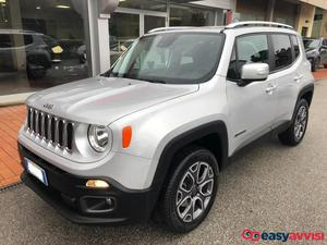 Jeep renegade 2.0 mjt 140cv 4wd limited diesel, provincia di
