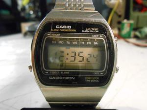 Orologio da polso casio casiotron 46cs-29 vintage