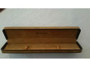 Scatola Bulova vintage