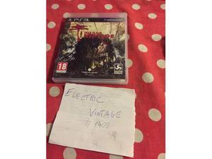 Dead Island Riptide Sony PS3