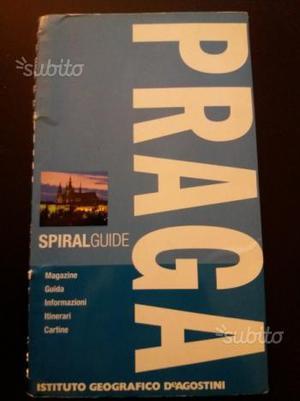 "Guida De Agostini ""Praga"""