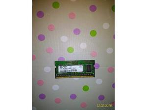 Ram DDR2 (sodimm) - 3 banchi da 1 Gb tipo PC