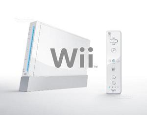 Console wii bianca completa di giochi