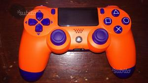 Controller Pad Sony Playstation 4 Ps 4 Sunset Oran