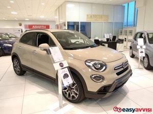 Fiat 500x 1.0 t cv city cross benzina, valle daosta