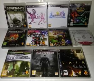 Giochi originali per PS3 -