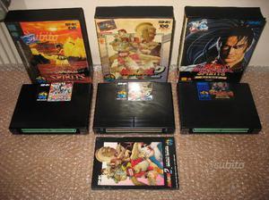 LOTTO 3 GIOCHI per Neo Geo AES jap